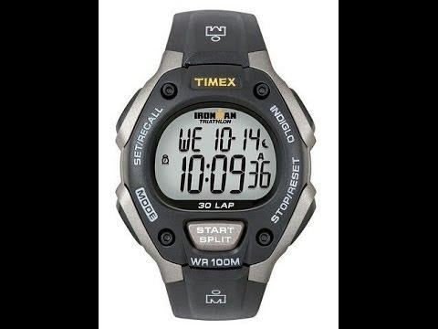 timex ironman triathlon watch cr2025 youtube rh youtube com manual relogio timex ironman triathlon manual relogio timex ironman 30 lap