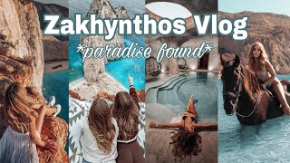 Zakynthos Vlog 😍🌴 - SHOOTINGREISE im Paradies! 📸 | Cosima mit Lea ❤️