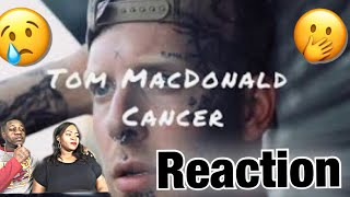 "Singer and Rapper Reacts To - Tom Macdonald ""Cancer"""