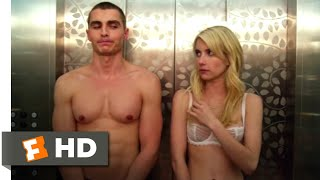 Nerve (2016) - Underwear Escape Scene (3/10) | Movieclips