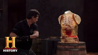 Forged in Fire: The Kelewang Tests (Season 5) | History