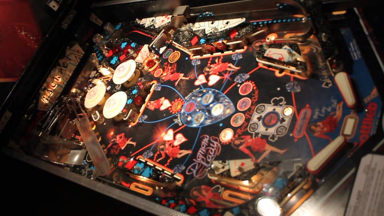 1987 gottlieb diamond lady pinball machine youtube rh youtube com D Gottlieb Pinball Machines Gottlieb Pinball Machine Troubleshooting