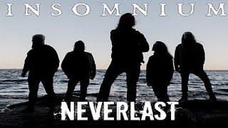 Insomnium - Neverlast (LYRIC VIDEO)