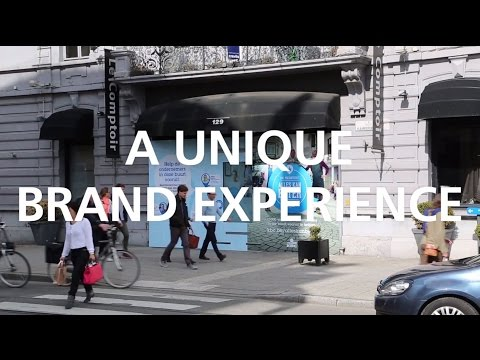 Clear Channel Belgium - Where brands meet people