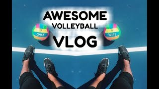 Awesome Volleyball Vlog! ⎮KOKO VOLLEY