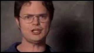 Dwight Schrute Bear Attack PSA