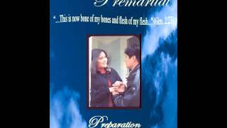 (1) Premarital Preparation: The Christian Home""