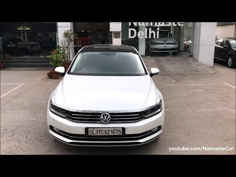 Volkswagen Passat Highline B8 2018 | Real-life review