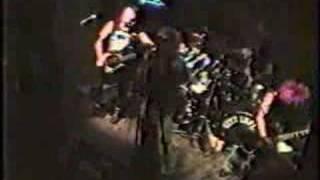 City Indian - Lust Monkey Roar (live)