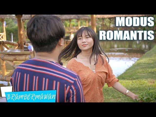 MODUS PALING BAPER DI TEMPAT YANG ROMANTIS MOELI NDESO YOGYAKARTA - BRAM DERMAWAN