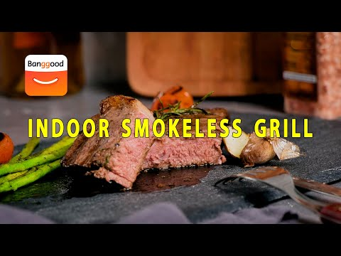 Best indoor Grill for Steaks | Blitzwolf | Buy at Banggood