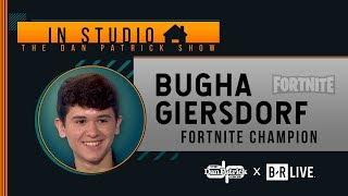 "Kyle ""Bugha"" Giersdorf Talks Fortnite Championship & More with Dan Patrick | Full Interview | 9/4/19"