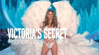 VICTORIA'S SECRET 2013 TOP MODELS Backstage ft Candice Swanepoel | MODTV