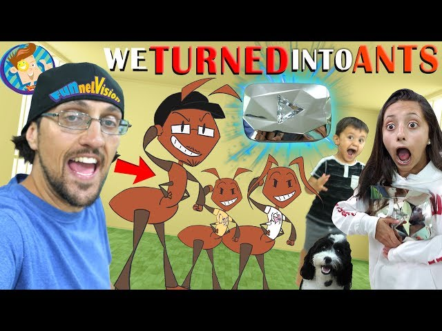FUNnel Family turns into ANTS (FV Vlog Vision)