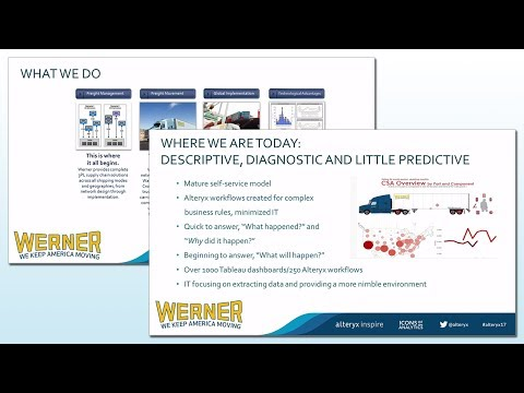Werner - Driving Organizational Change for More Meaningful