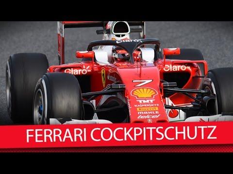 Kimi Räikkönen & Ferrari testen Halo-Cockpitschutz - MSM TV: Formel 1