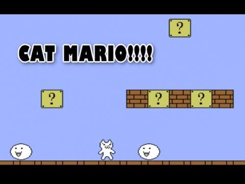 Vége, nem kell többet játszani a CAT MARIOVAL YEAH :D