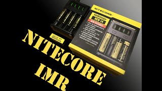 review - NiteCore 14500 IMR Batteries & i4 Charger