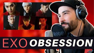 KPOP PRODUCER REACTS TO EXO - OBSESSiON