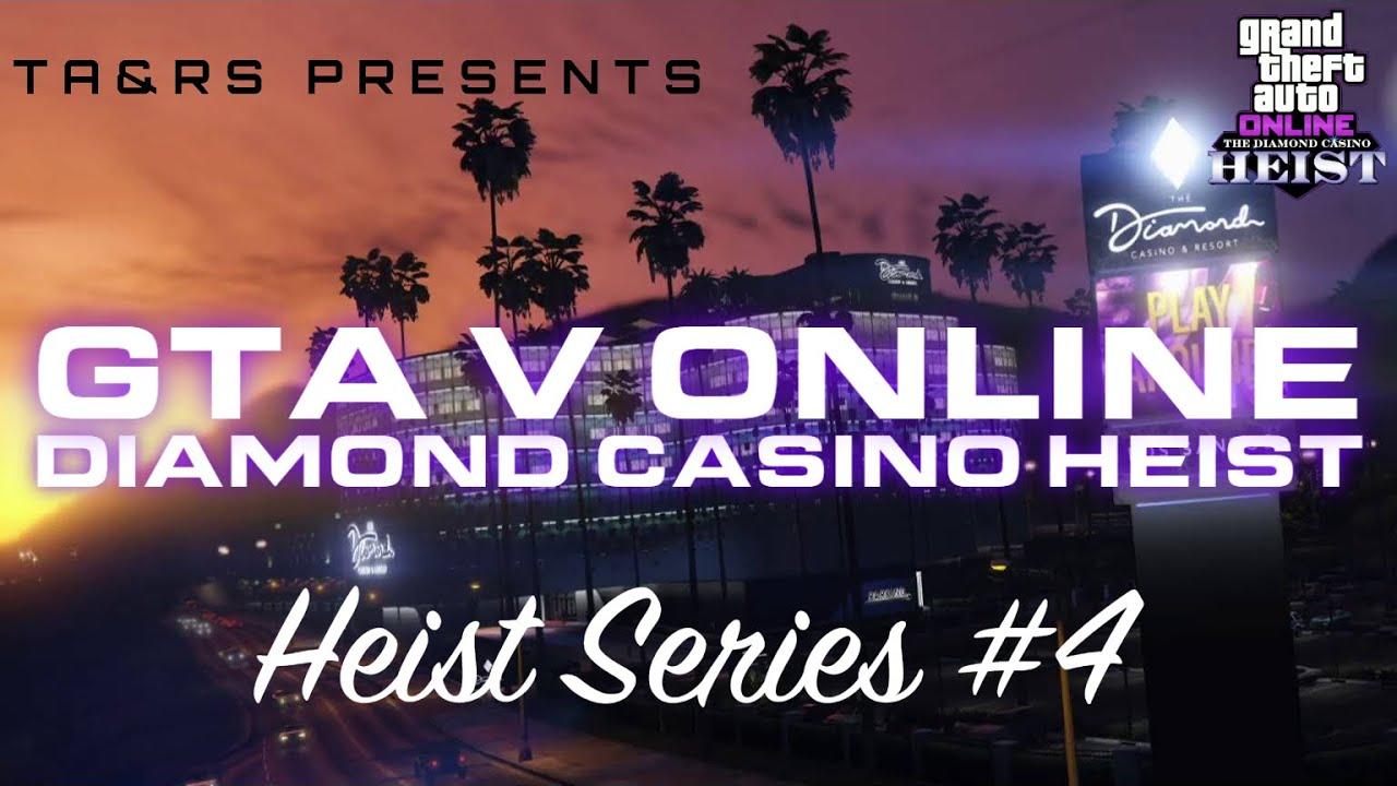 Casino heist set up