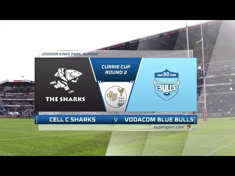 2018 Currie Cup | Cell C Sharks vs Vodacom Blue Bulls