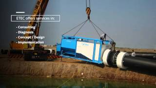 Etec Services - Engineering Solutions for Water Management