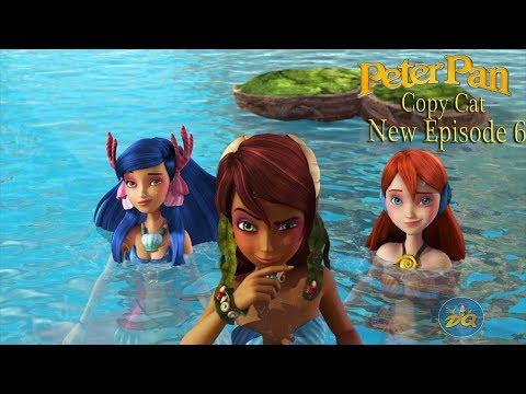Peter Pan Season 2 Episode 6 Copy Cat   Cartoon for kids   Movies