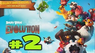 Angry Birds Evolution gameplay Part 2