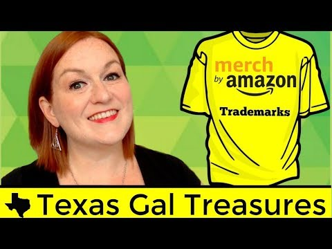 Merch By Amazon Tutorial - How To Research Trademarks for Shirt Design - Researching Merch