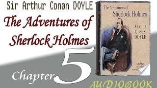 The Adventures of Sherlock Holmes Audiobook chapter   05   The Five Orange Pips