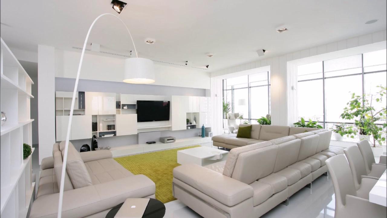 DECORACIÓN MODERNA ESTILO MINIMALISTA - Diseño de ... on Interiores De Casas Modernas  id=66225
