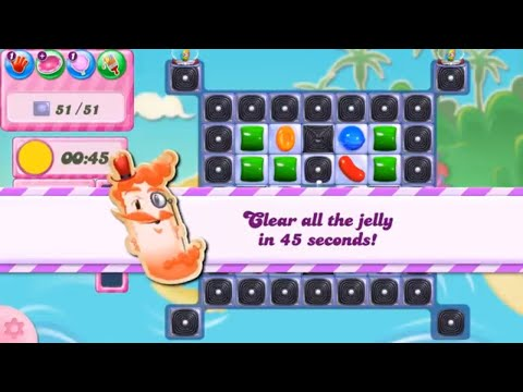 *JELLY TIME* Candy Crush Saga Level 2795 NO BOOSTERS
