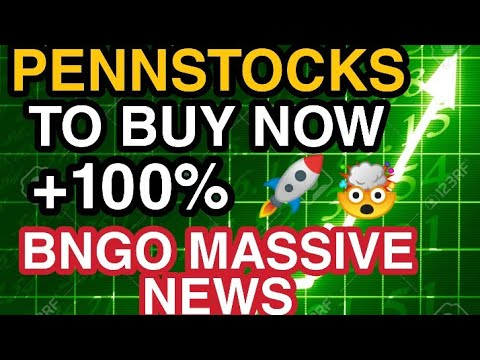 BEST PENNY STOCKS TO BUY RIGHT NOW!? BNGO PENNY STOCK MASSIVE NEWS!! 5G PENNY STOCKS TO BUY NOW?