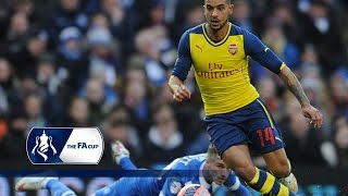 Brighton 2-3 Arsenal - FA Cup Fourth Round | Goals & Highlights