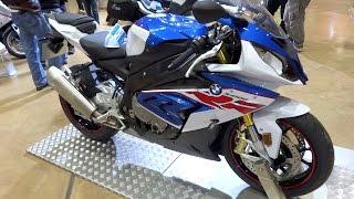 BMW S1000RR  Motorcycle thumbnail