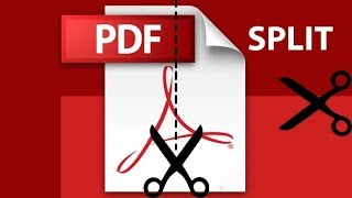 How to Split or Cut PDF Pages | How to Split a PDF document in Adobe and Foxit
