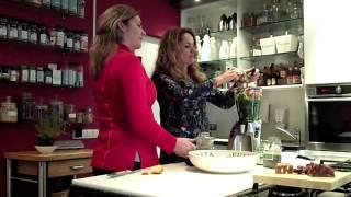 Koken met Miss Natural Superfood Groene Smoothie