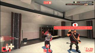 TF2 High-Five Taunt