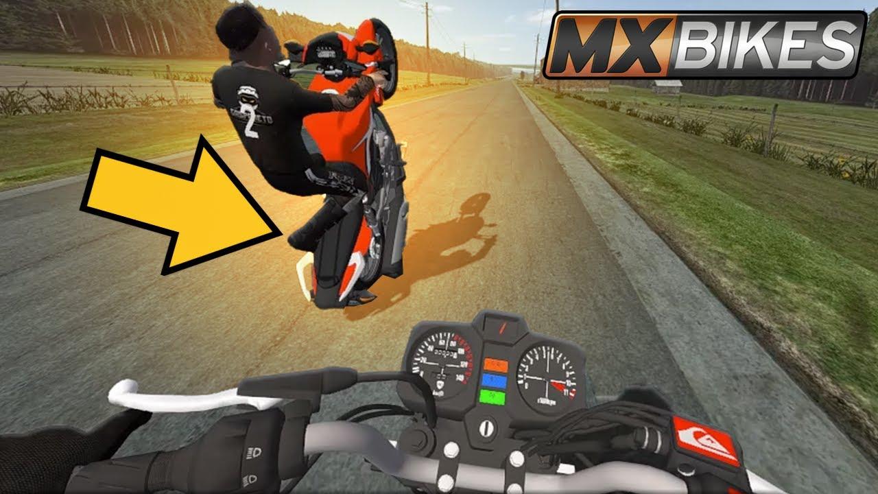 Download MX Bikes - TREINANDO GRAU DE 160 COM OS PARCEIROS