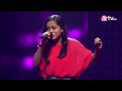 Mismi Bose - Aage Bhi Jaane Na Tu - Liveshows - Episode 19 - The Voice India Kids