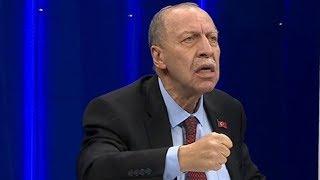 """Yaşar Okuyan masaya vura vura konuştu! """"Sen kimsin Erdoğan kimsin nerdeydin sen?"""""""
