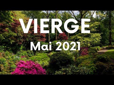 VIERGE MAI 2021   Sur le point de vous annoncer de bonnes nouvelles !   🔮