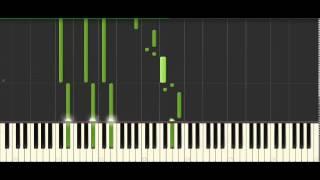 JETFIRE & Happy Enemies - Brazil [Piano Tutorial] MIDI File