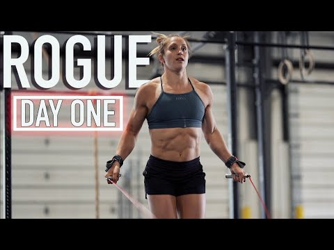 ROGUE INVITATIONAL DAY ONE