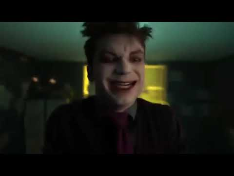 Joker gotham blood//water