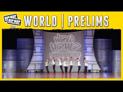 Supremacy - South Africa (Varsity) at the 2014 HHI World Pre