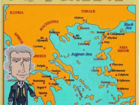 Ancient Greece Mr Pearson Teaches 3rd Grade Youtube