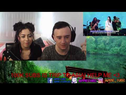 Via Vallen - Kimcil Kepolen (Official Music Video) REACTION