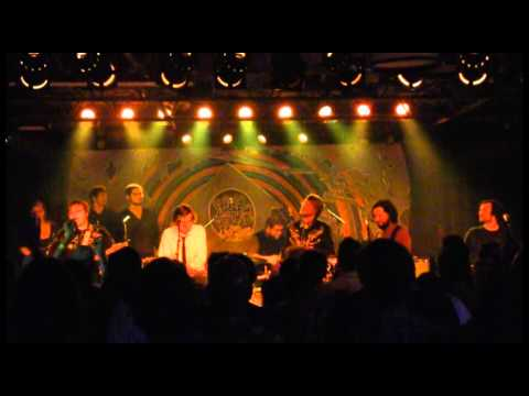 The Explorers Club -  Daydream Believer (live 3/2/12 - Charleston, SC)