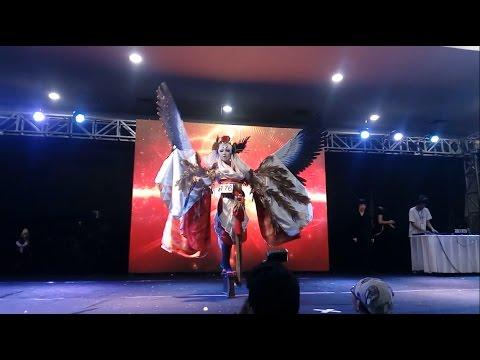 Single Cosplay Competition ClasH Surabaya 2017 Feat DJ Zennith